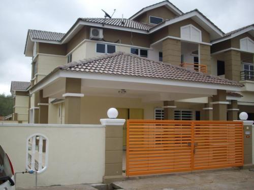 Greenleaf Angsana Homestay in Jerantut - Pahang - MY