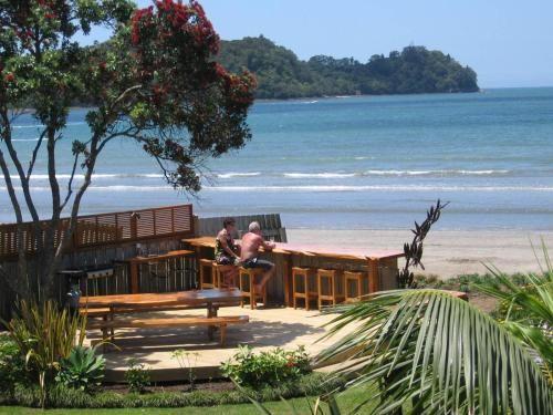 Beachfront Resort in Whitianga - Waikato - NZ