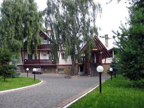 Galpin Hotel in Zhidachov - Luhansk - UA