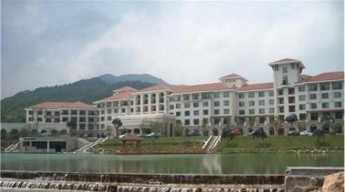 Bamboos International Covention Centre Yixing in Xingzhuang - Jiangsu - CN