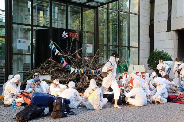 Basel: Basler Gericht spricht fünf Klimaaktivisten frei