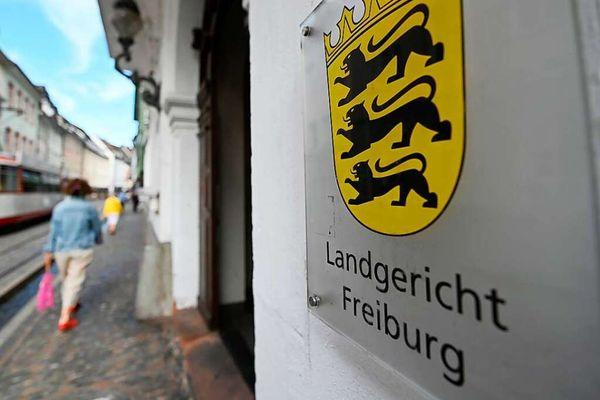 Freiburg: Prozess wegen Vergewaltigung am Landgericht geht weiter