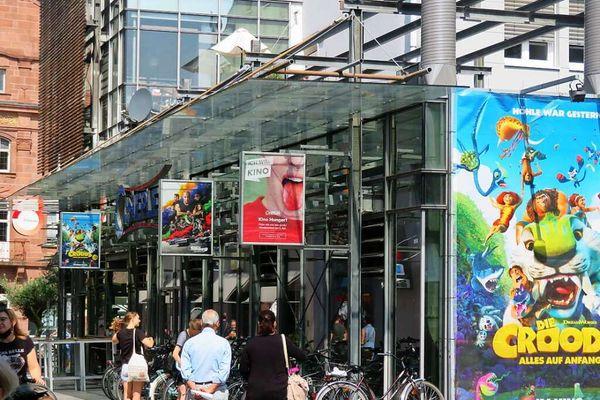 Cineplex-Kino in Lörrach erweitert für einen Blockbuster sein...