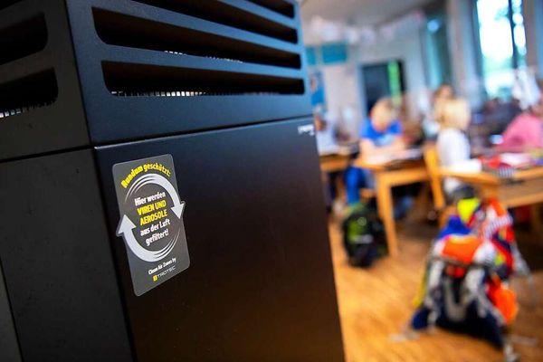 Mobile Luftfilter soll es in Lahrer Schulen nur im Einzelfall geben
