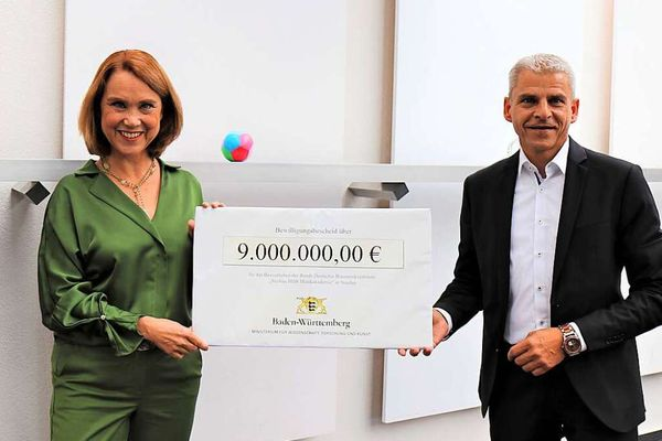 Baden-Württemberg fördert neue Blasmusikakademie in Staufen mit...