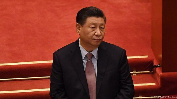 EU bringt China mit Sanktionsbeschluss gegen sich auf