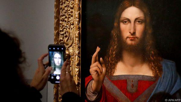 Salvator Mundi: Doku sät Zweifel an da Vincis Urheberschaft