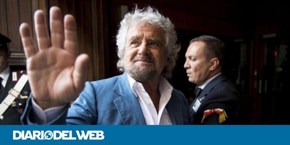 M5s scandalo Venezuela interviene Beppe Grillo « servizi segreti fabbricano spesso dossier falsi»