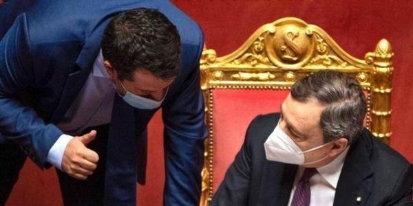 Matteo Salvini: «Stop coprifuoco dal 10 maggio, Draghi applichi il buon senso» | VIDEO