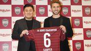 神戶勝利船三度簽前巴塞球員,「玻璃中場」沙治森柏加盟