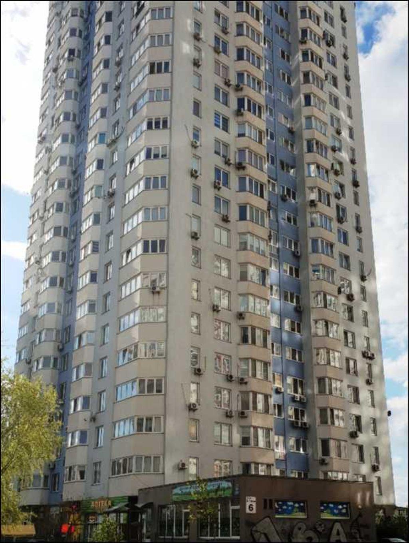 продам 1-комнатную квартиру Киев, ул.Елены Пчилки ул. 6 - Фото 1