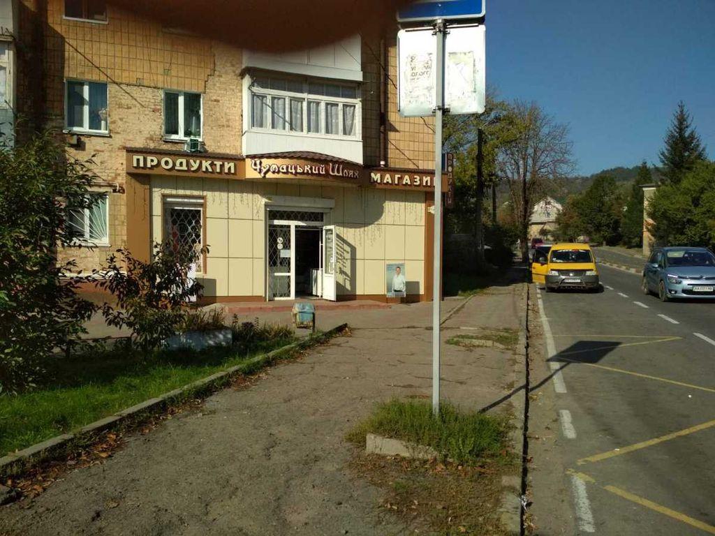 сдам торговую площадь Могилев-Подольский, ул.Чорновола 3 - Фото 10