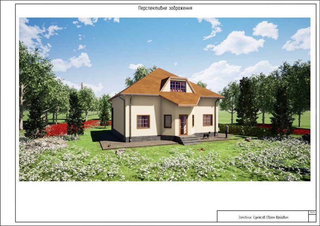 продам дом Киевская обл., ул.Грушевского - Фото 1