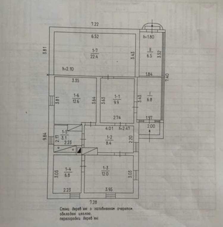 Продать Дом 3к