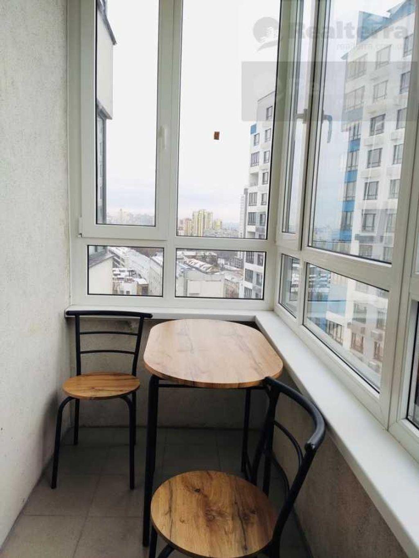 сдам 1-комнатную квартиру Киев, ул.Шолуденко ул. 1в - Фото 9