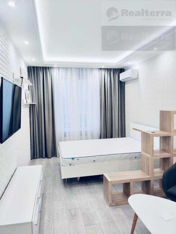 сдам 1-комнатную квартиру Киев, ул.Шолуденко ул. 1в - Фото 2