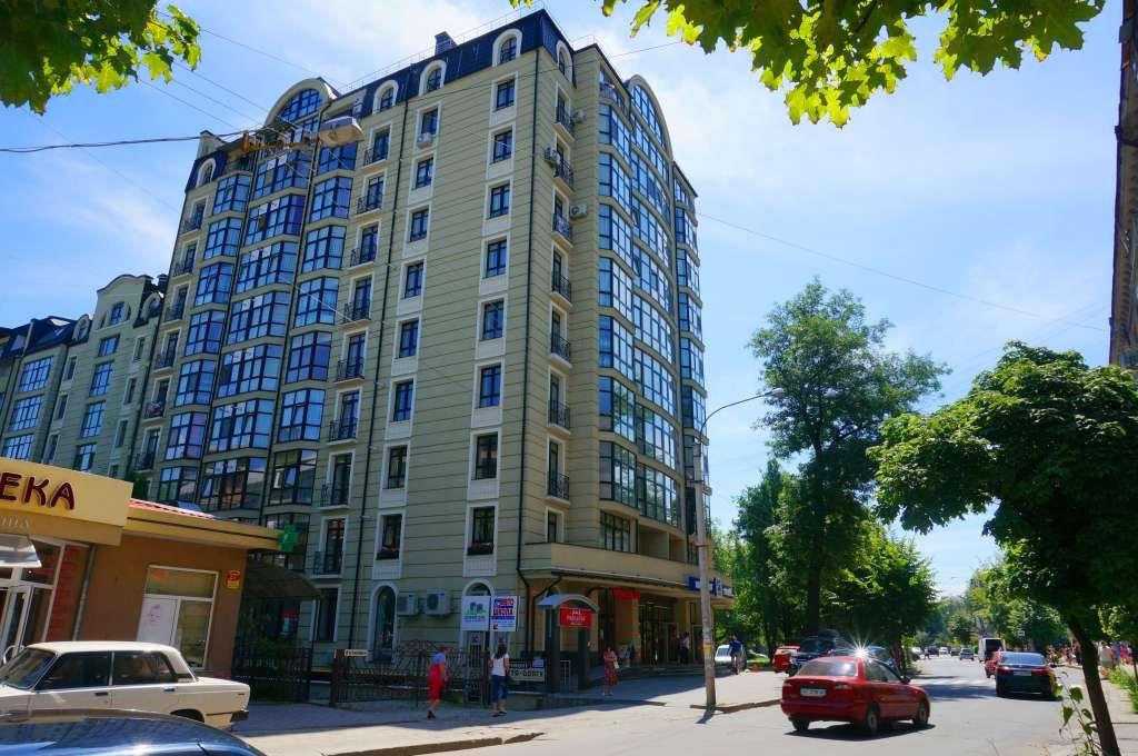 продам здание Ивано-Франковск, ул.Гетьмана Мазепи 35 - Фото 1
