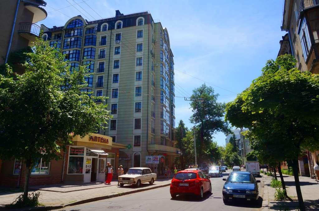 продам здание Ивано-Франковск, ул.Гетьмана Мазепи 35 - Фото 9