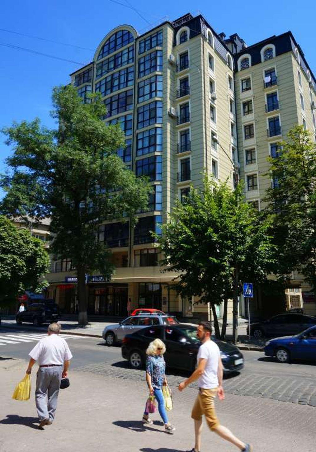 продам здание Ивано-Франковск, ул.Гетьмана Мазепи 35 - Фото 7