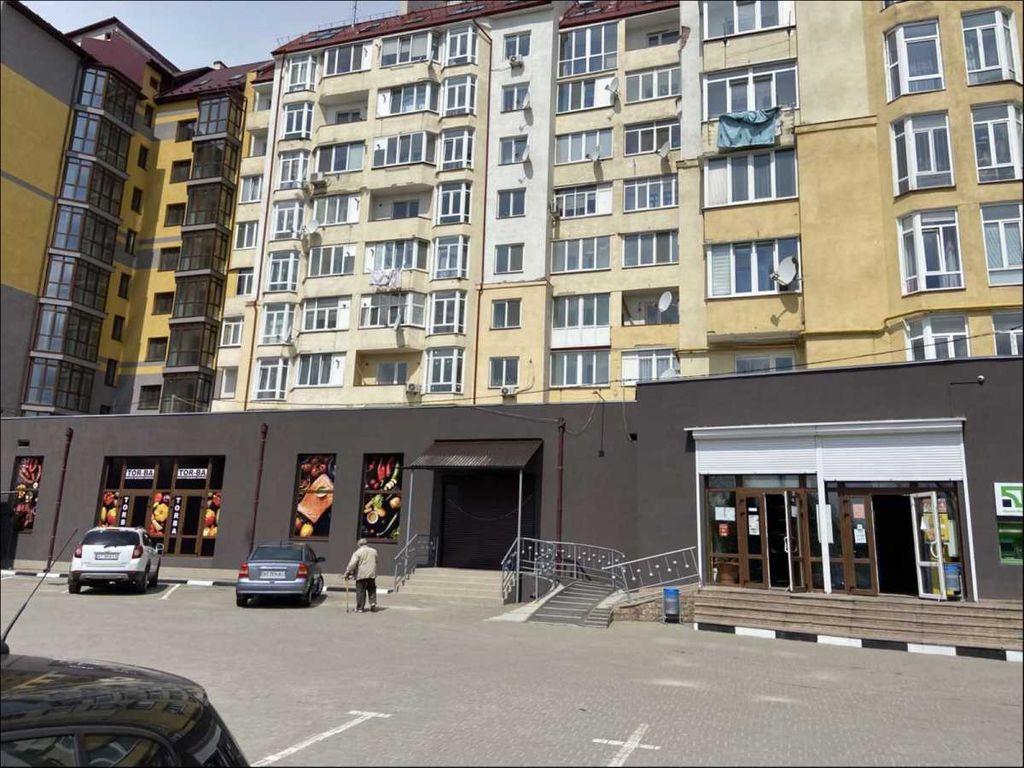 продам здание Калуш, ул.Бульвар Незалежності 2 - Фото 1