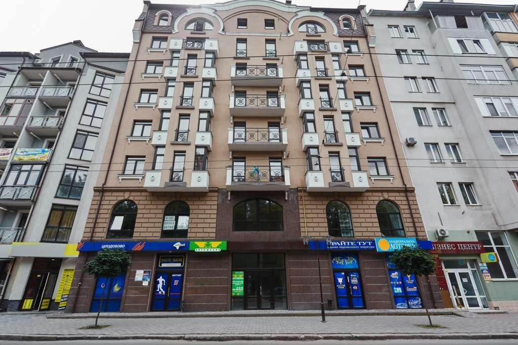 продам здание Ивано-Франковск, ул.Залізнична 49 - Фото 2
