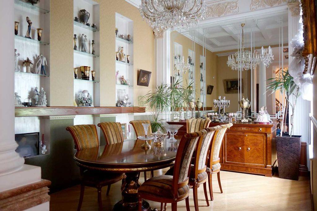 продам многокомнатную квартиру Киев, ул.Шота Руставели ул. 38 - Фото 3
