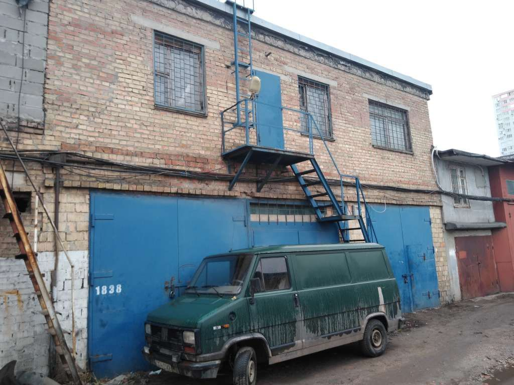 продам здание Киев, ул.Николая Закревского ул. 93 - Фото 5