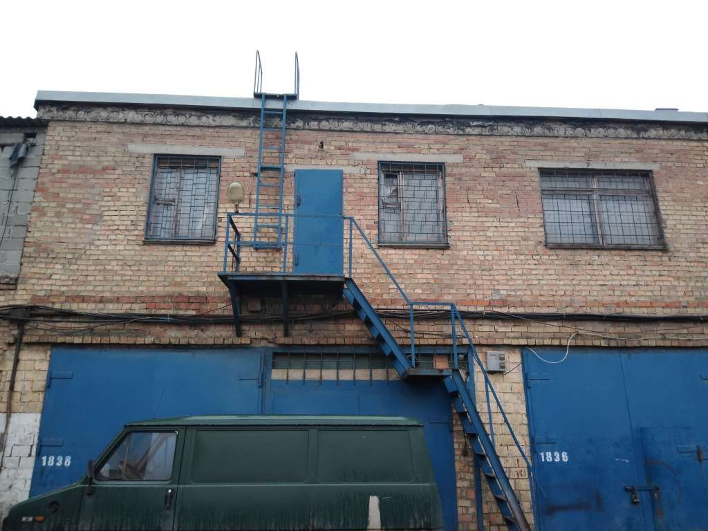 продам здание Киев, ул.Николая Закревского ул. 93 - Фото 7