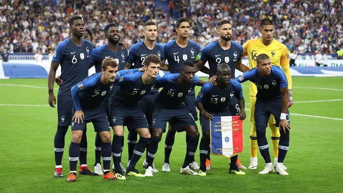 力爭首名出線決賽週 淺談法國國家隊最新一期大軍名單