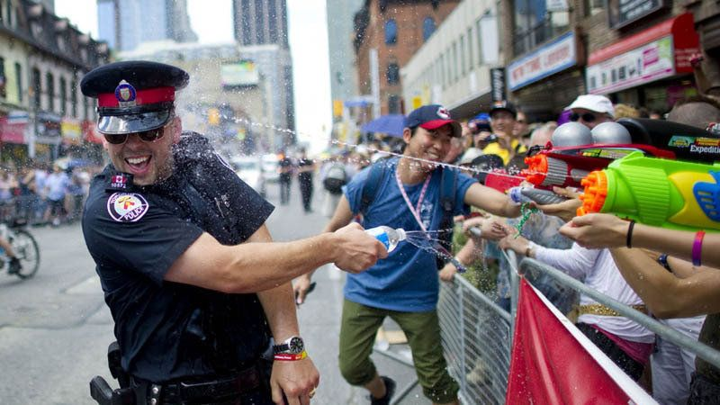Pride Toronto Executive : Allow Police Services to March & Be Present In Uniform at Toronto Pride