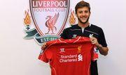 利物浦今屆第三簽 -- Adam Lallana 拉蘭拿