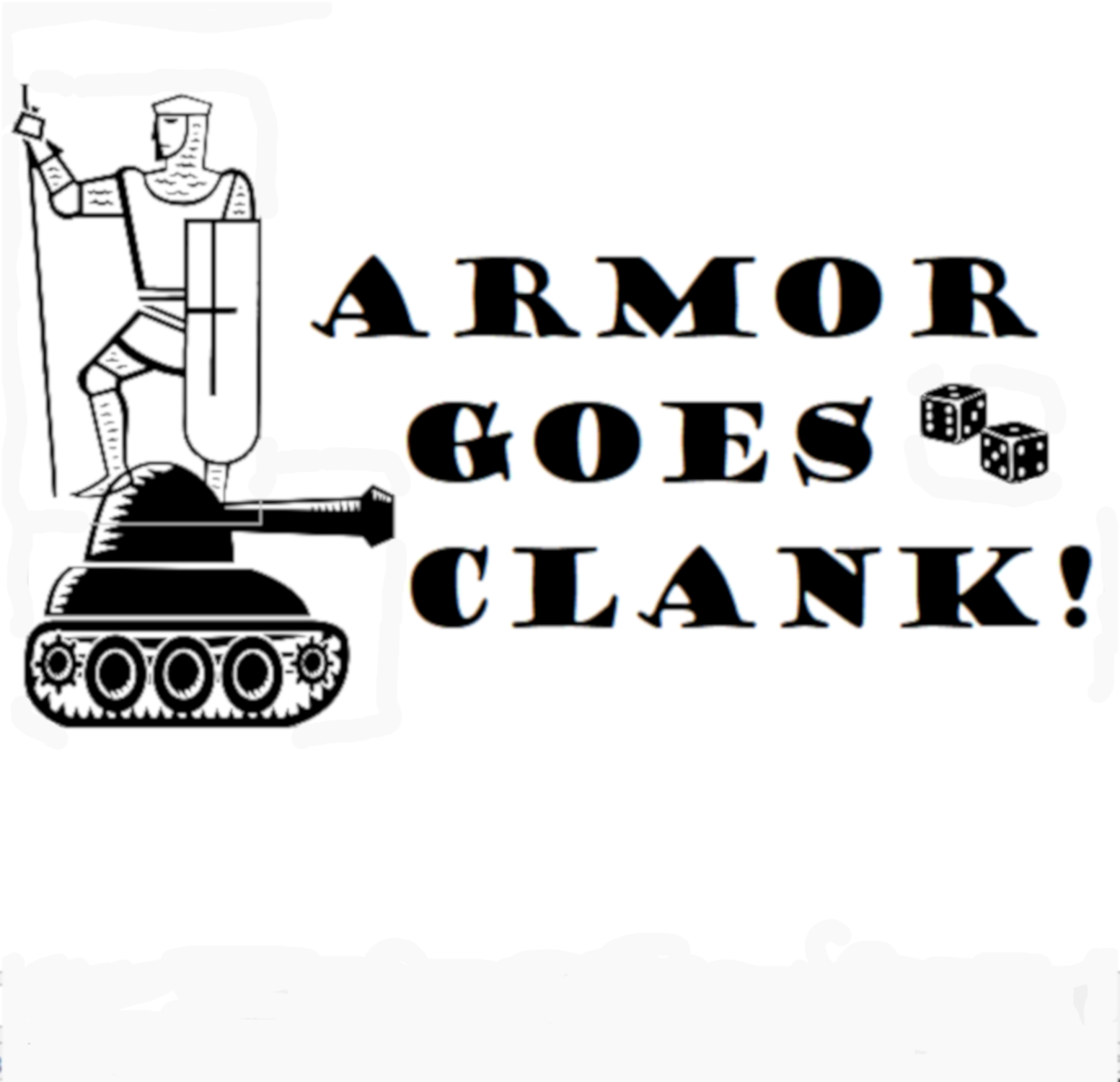 Armor Goes Clank 017 December 30, 2019 (Face Forward Into The Eighties) (1:02:21)