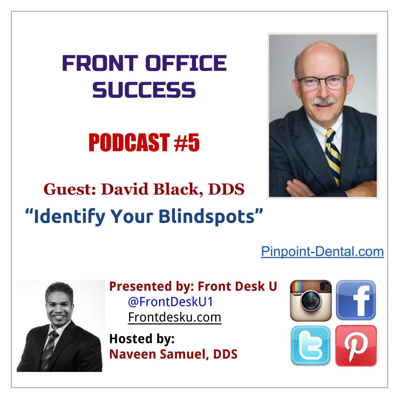 Front Office Success - Podcast #5 - David Black, DDS