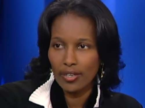 Ayaan Hirsi Ali: Islamic Terrorists Don't Respect Appeasement From The West