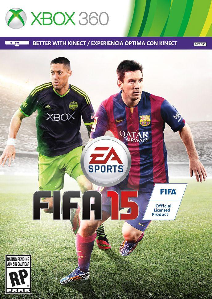 FIFA 15 (2014) XBOX360-SRT / Polska Wersja Językowa