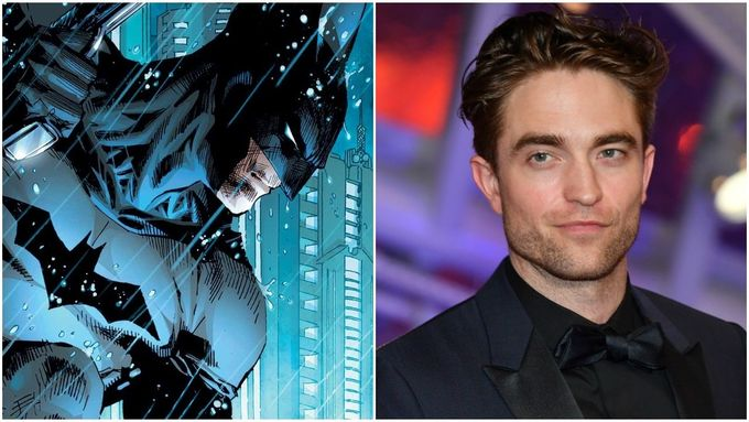 就是他了!?  新任蝙蝠俠主演人選出爐