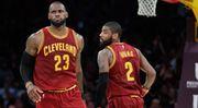 【昔日兄弟】美媒指Kyrie Irving致電給LeBron James道歉