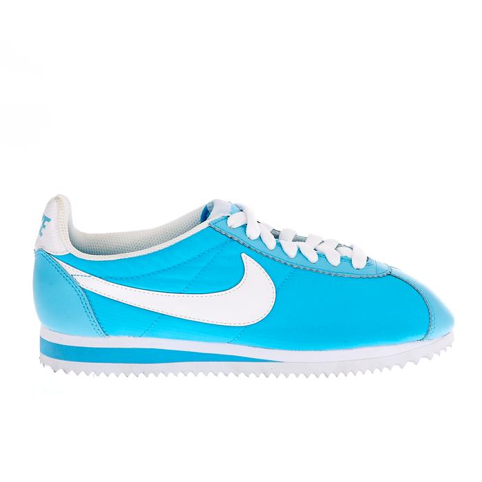 NIKE - Γυναικεία αθλητικά παπούτσια CLASSIC CORTEZ NYLON τυρκουάζ