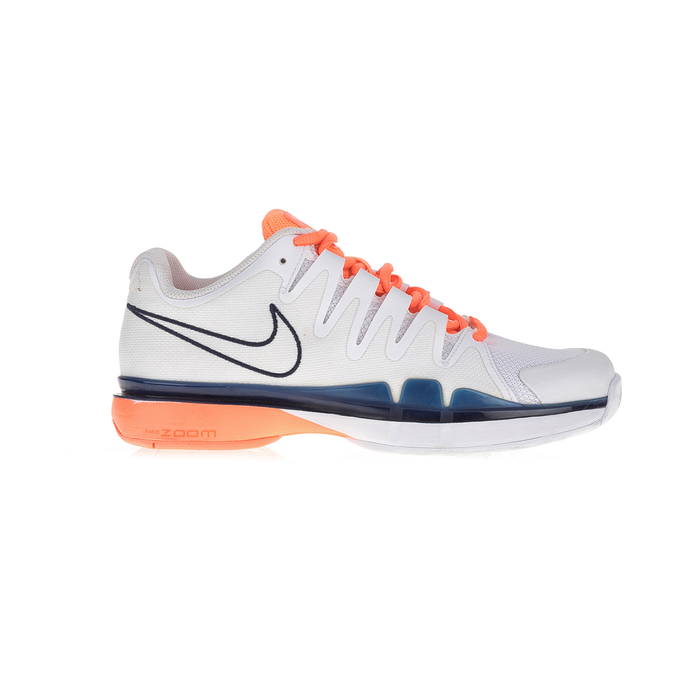 NIKE - Γυναικεία παπούτσια NIKE ZOOM VAPOR 9.5 TOUR λευκά-πορτοκαλί