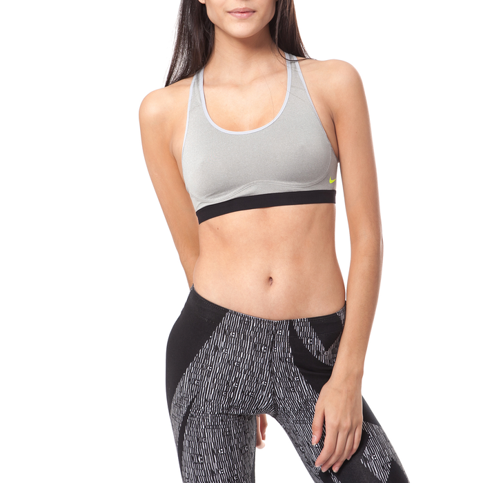 NIKE - Γυναικείο μπουστάκι Nike γκρι