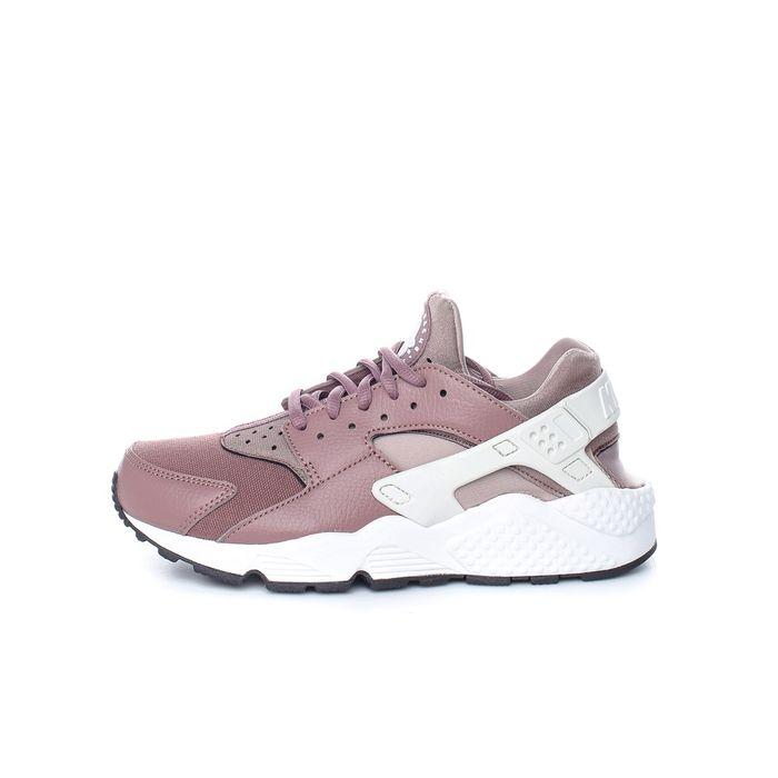 NIKE - Γυναικεία παπούτσια NIKE AIR HUARACHE RUN ροζ