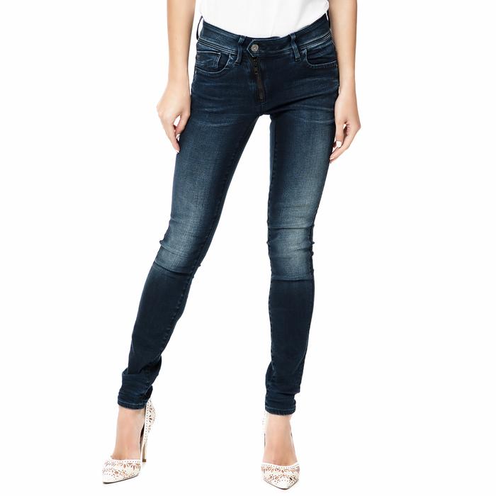 G-STAR RAW - Γυναικείο skinny τζιν παντελόνι G-STAR RAW σκούρο μπλε