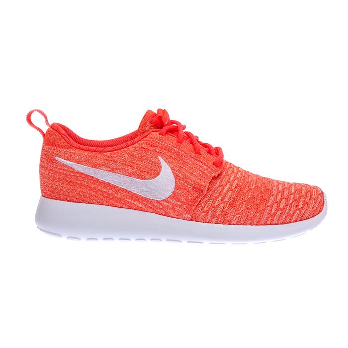 NIKE - Γυναικεία παπούτσια NIKE ROSHE ONE FLYKNIT πορτοκαλί