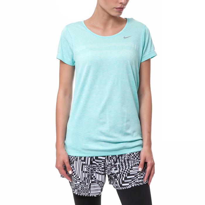 NIKE - Γυναικεία μπλούζα Nike μπλε
