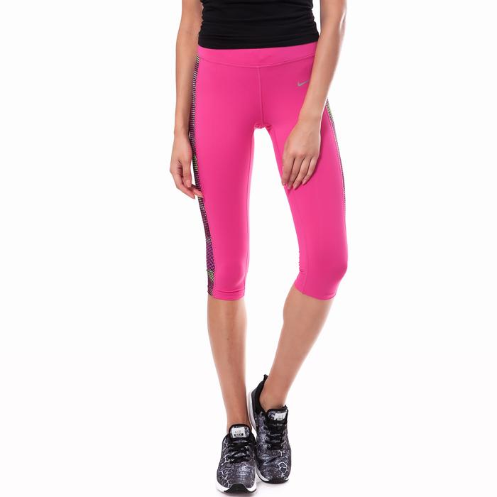NIKE - Γυναικείο κολάν Nike ροζ