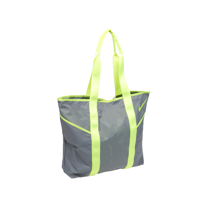 NIKE - Γυναικεία τσάντα ώμου NIKE AZEDA TOTE γκρι