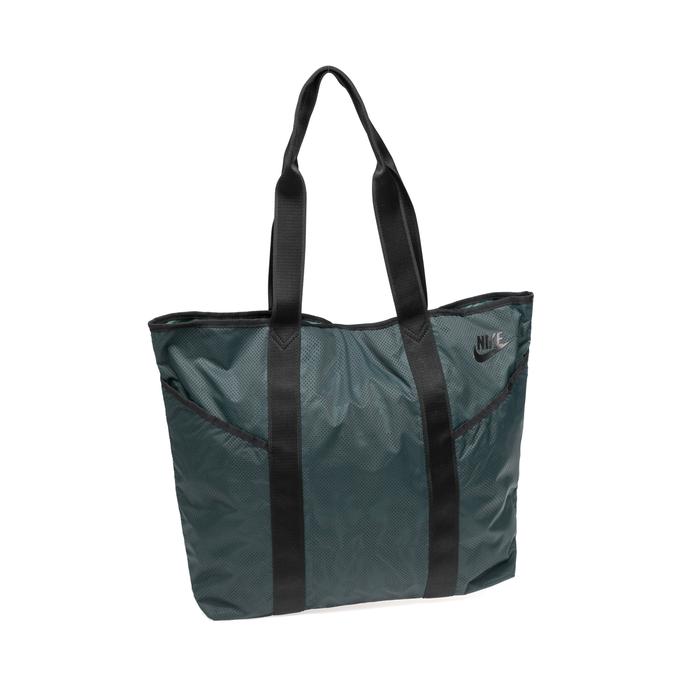 NIKE - Γυναικεία τσάντα ώμου NIKE AZEDA TOTE χακί