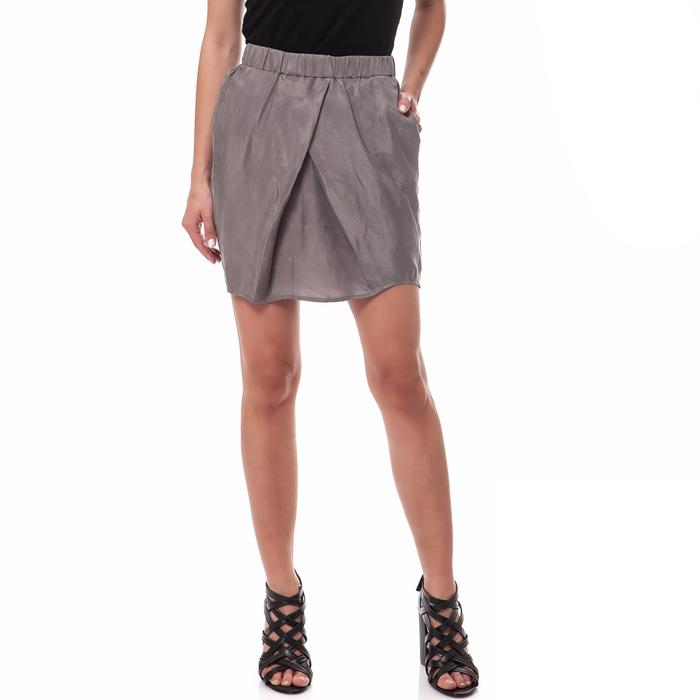 CALVIN KLEIN JEANS - Γυναικεία φούστα Calvin Klein Jeans γκρι