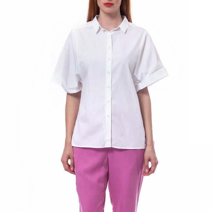 CALVIN KLEIN JEANS - Γυναικείο πουκάμισο Calvin Klein Jeans λευκό