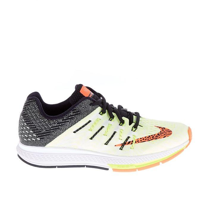 NIKE - Γυναικεία παπούτσια Nike AIR ZOOM ELITE 8 λευκά-λαχανί